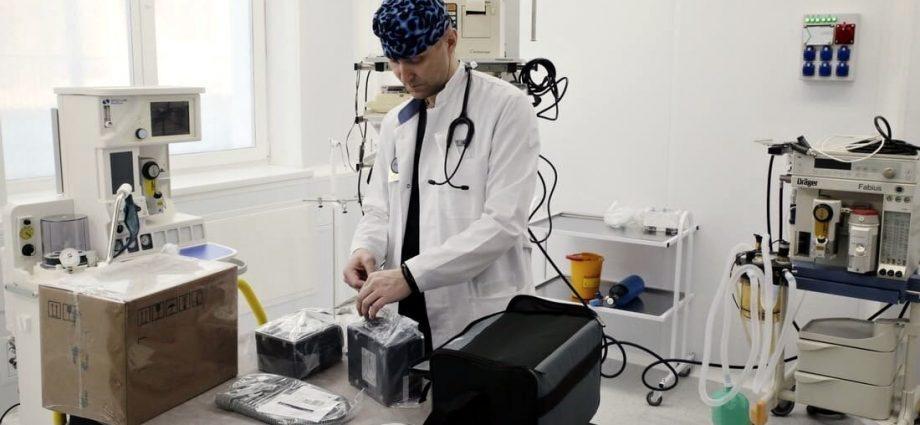 Иван Гусев, главный реаниматолог