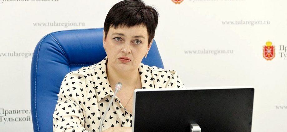 Алевтина Шевелёва