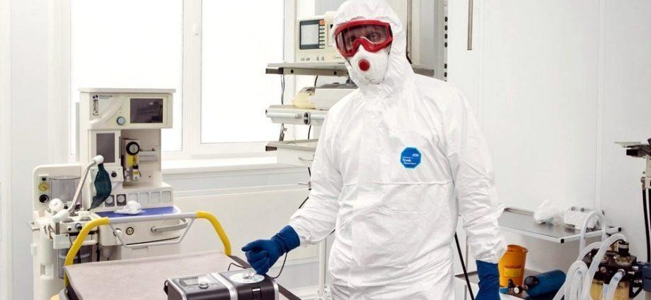 Тульские больницы готовы принимать пациентов с коронавирусом