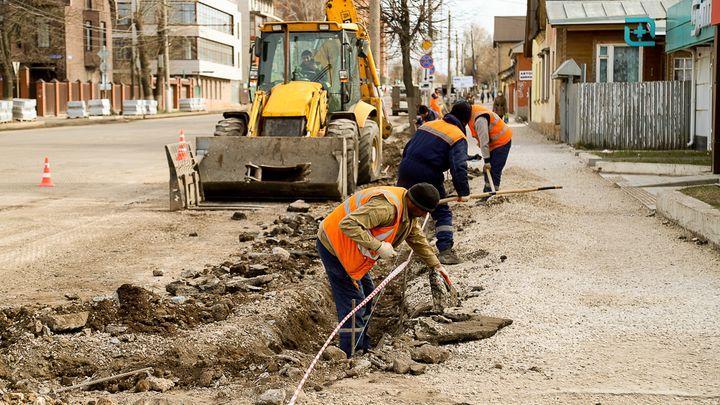 В Туле отремонтируют «Улицы Победы»