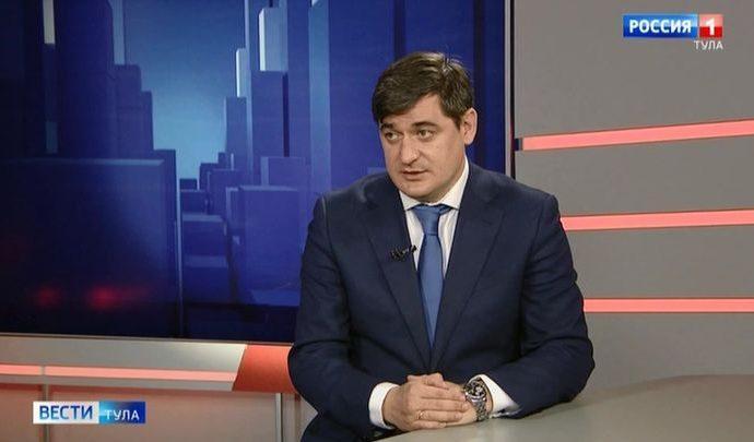 Время ответа. Алексей Давлетшин. 04.04.2020