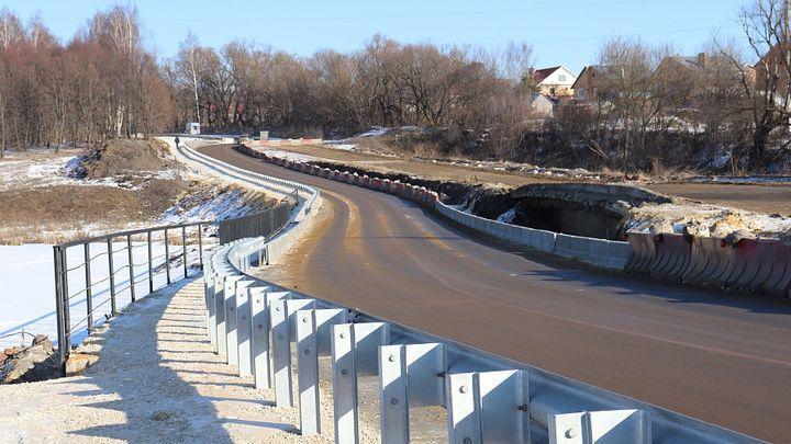 В Донском берега реки Бобрик свяжет новый мост