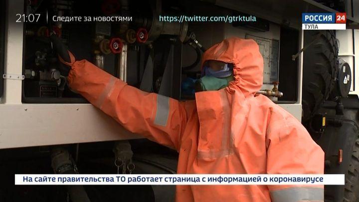 Россия 24 Тула. Эфир от 03.04.2020