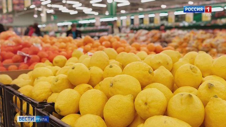 Федеральная антимонопольная служба России проверит рост цен на лимоны