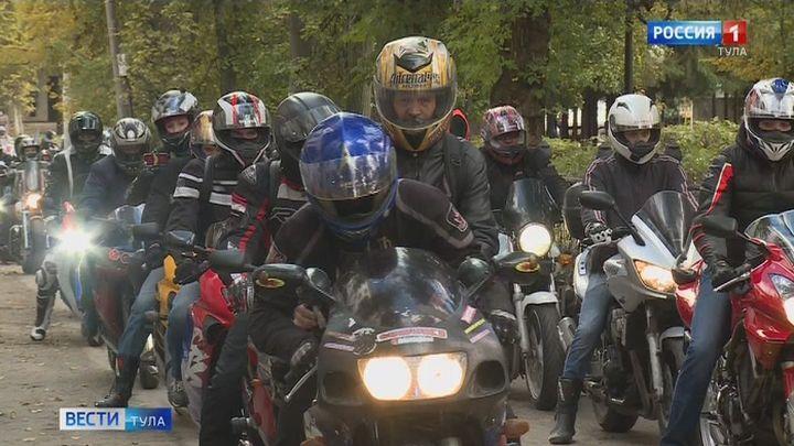 В Тульской области проверят мотоциклистов