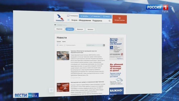 Министерство просвещения запускает образовательный телеканал «Моя школа в online»