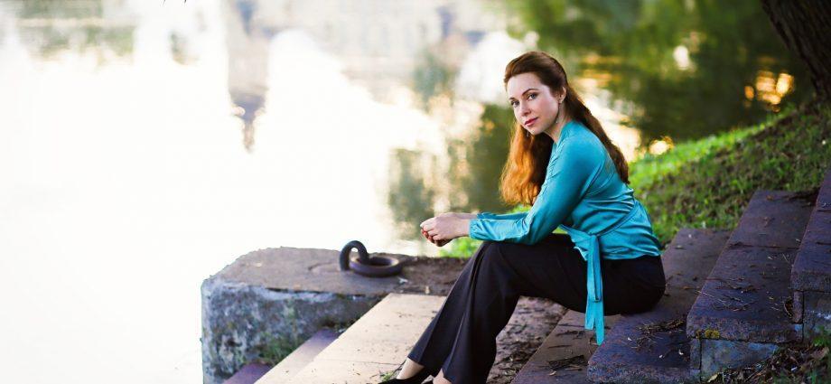 Екатерина Гусева в сериале «Разбитое зеркало»