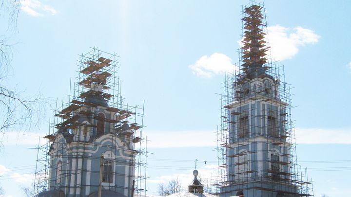Никольский храм в Крапивне отреставрируют в 2020 году
