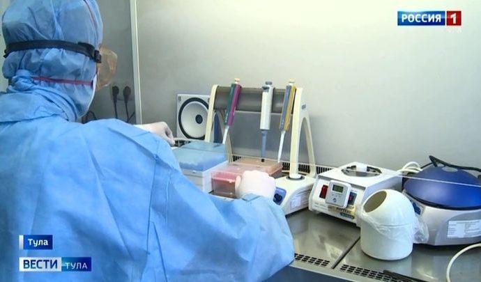 Кого в Тульской области бесплатно тестируют на коронавирус?