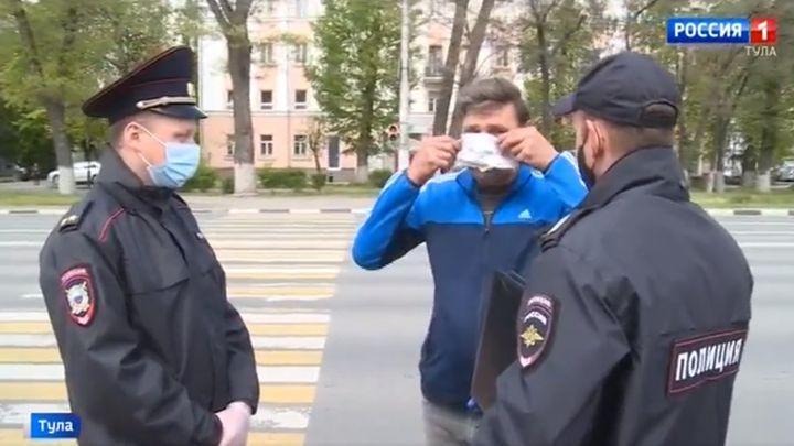 Должны ли туляки носить маски на улице?