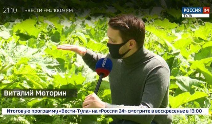 Россия 24 Тула. Эфир от 25.05.2020