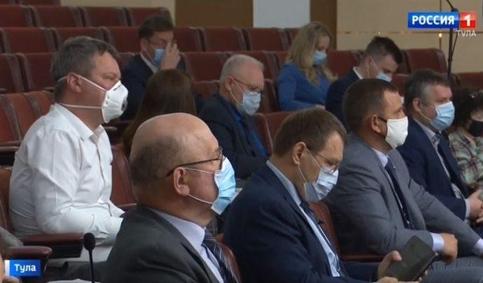 Областные депутаты пересмотрели бюджет в связи с распространением коронавируса