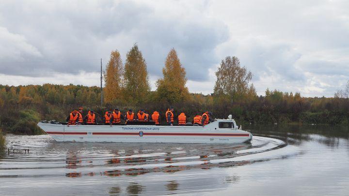 За 55 лет подразделения Тульского центра МЧС спасли более 10 тысяч человек