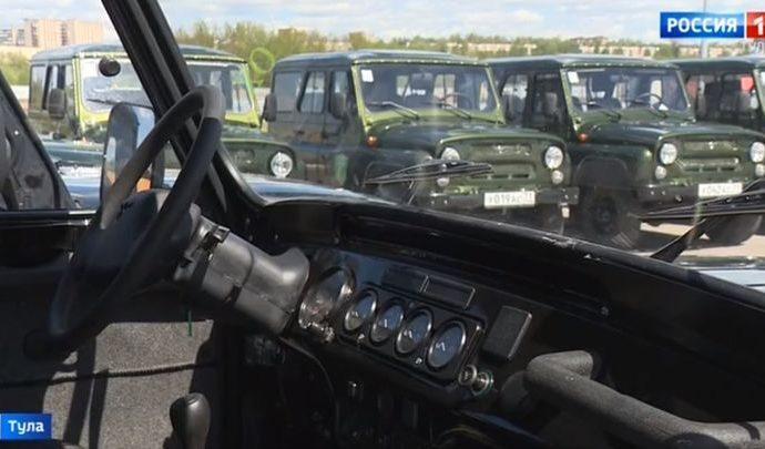 Тульские лесничества получили 12 машин для патрулирования