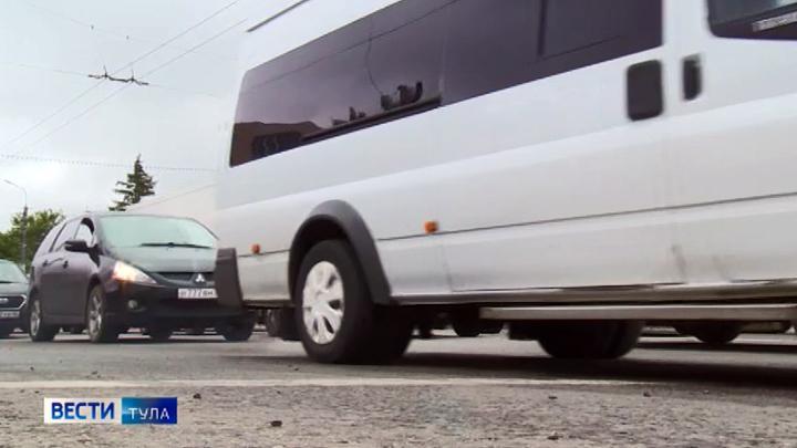 Тульские перевозчики эксплуатировали опасные для пассажиров автобусы