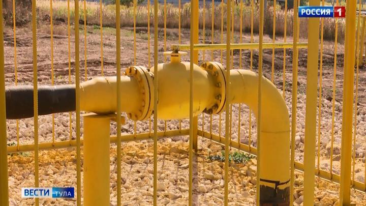 49 газопроводов будет построено в Тульской области до 2022 года