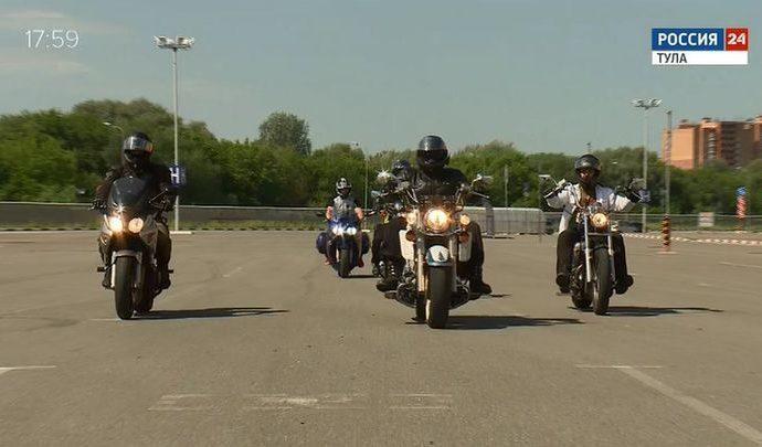 Специальный репортаж. День мотоциклиста