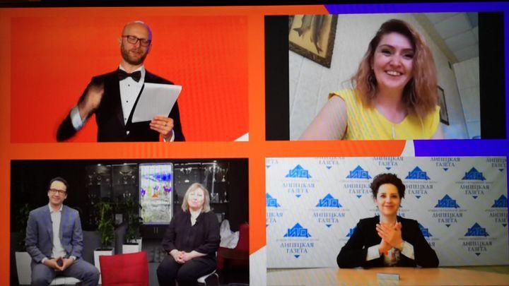 Журналист ГТРК «Тула» стала победителем регионального этапа конкурса «Вместе в цифровое будущее»