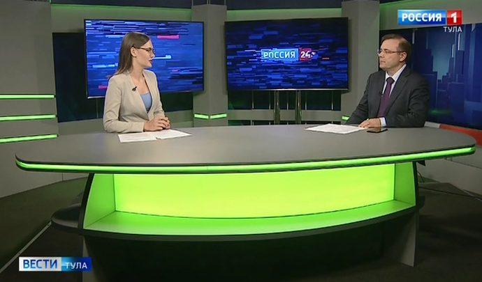 Интервью с председателем тульского избиркома Павлом Веселовым (эксклюзив)