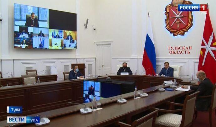Алексей Дюмин прояснил влияние коронавируса на экономику