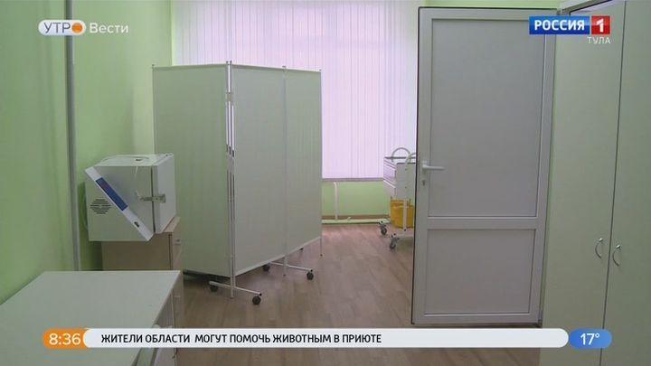 В Чернском районе построят еще один ФАП