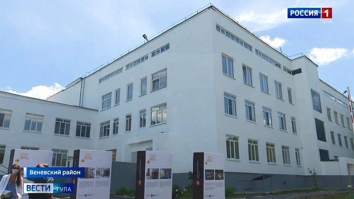 Тульский госпиталь ветеранов войн и труда отремонтировал частный инвестор