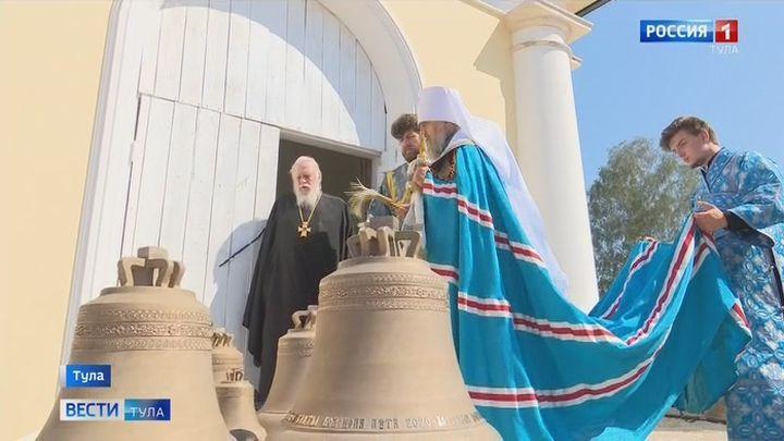 Покровский собор в Союзном переулке обретает голос