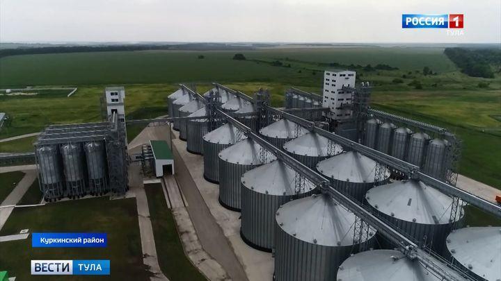 Компании «Агроэко» понравился инвестклимат Тульской области