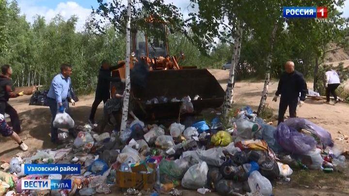 В Кондуках будут регулярно убирать мусор