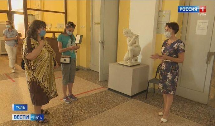 Музеи Тульской области распахнули свои двери