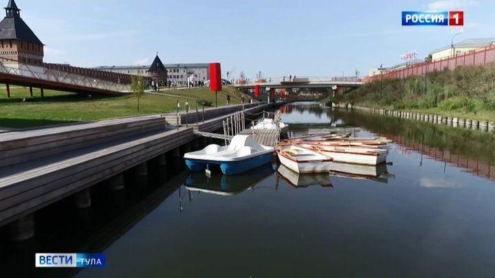 Издание «Forbes» рассказало о тульской Казанской набережной