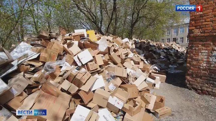 Общественная палата Тульской области принимает участие в проекте «Больше не мусор»