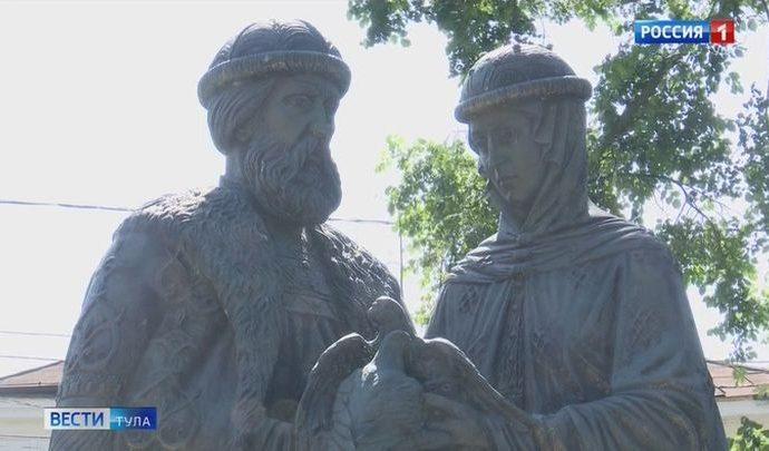 В России сегодня почитают благоверных святых Петра и Февронию Муромских