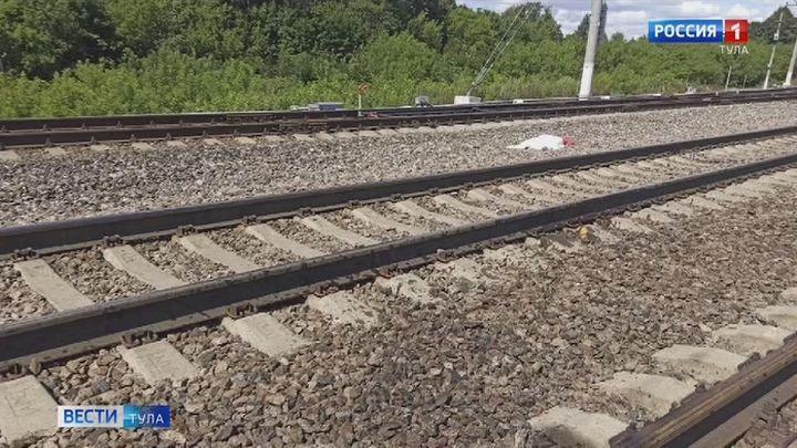 Пожилая тулячка погибла под колесами поезда