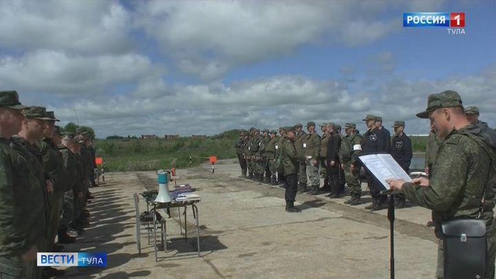 В России проводится проверка войск Южного и Западного военных округов