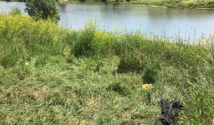 В киреевском пруду обнаружено тело мужчины