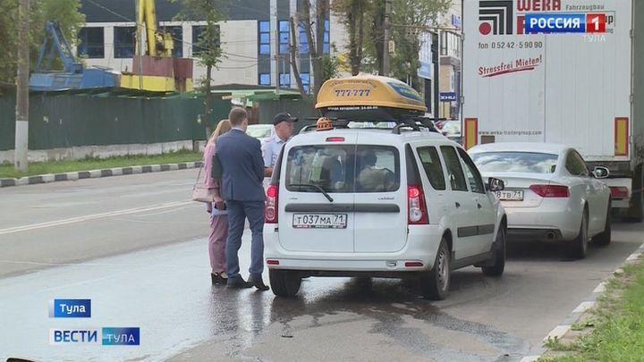 В Тульской области продолжаются рейды по выявлению нелегальных перевозчиков