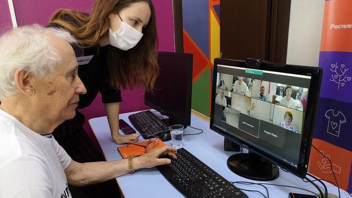 «Ростелеком» в Туле поддержал Х Всероссийский чемпионат по компьютерному многоборью среди пенсионеров