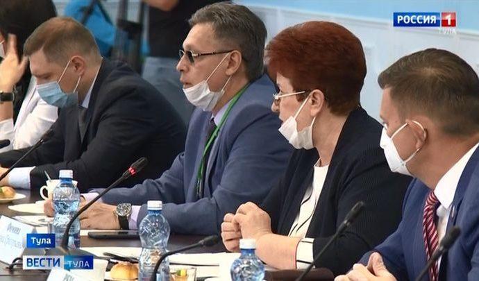В Тульской области налажен контакт между обществом, властью и СМИ
