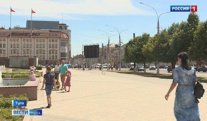 Число вновь заболевших коронавирусом в Тульской области стабильно уменьшается