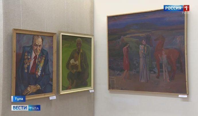 Тульский выставочный зал приглашает окунуться в национальный колорит бывших советских республик