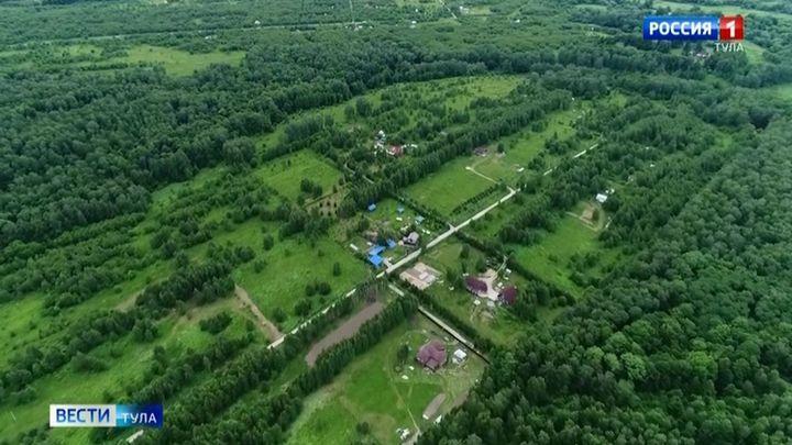 Тульские земельные махинаторы заработали более 100 млн рублей