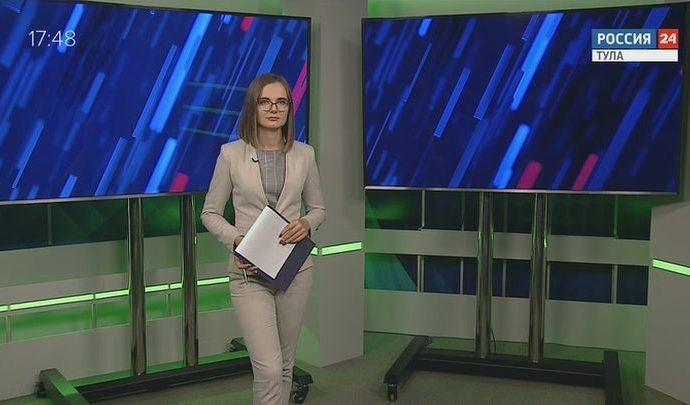 Россия 24 Тула. Эфир от 06.08.2020