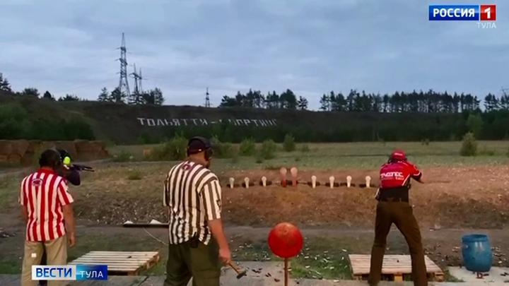 Тульские стрелки вернулись с «золотом» из Тольятти