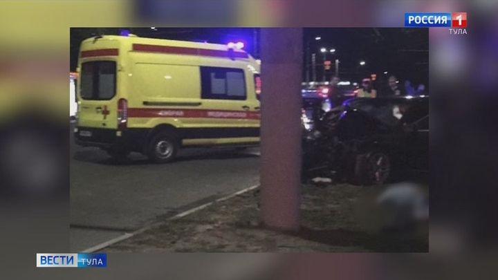В Тульской области произошли сразу два происшествия со смертельным исходом