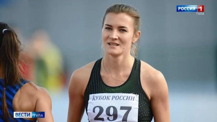 Тульская бегунья стала двукратной победительницей Кубка страны