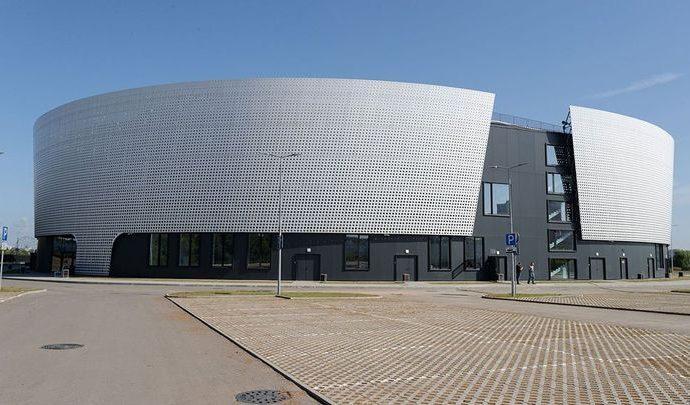Открытие ледового дворца в Туле намечено на 18 августа