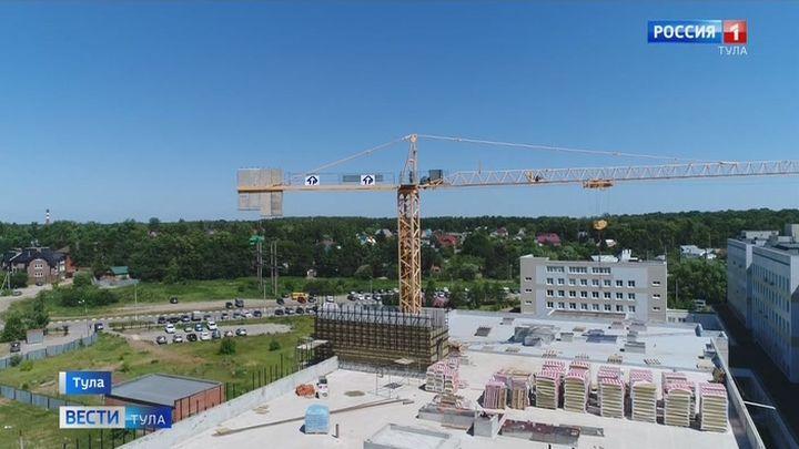 Новый перинатальный центр в Туле откроется осенью 2021 года