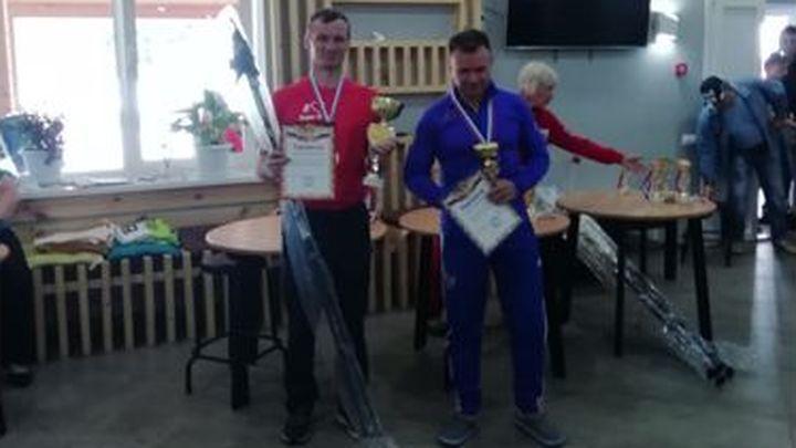 Росгвардеец из Тулы победил на соревнованиях по дуатлону