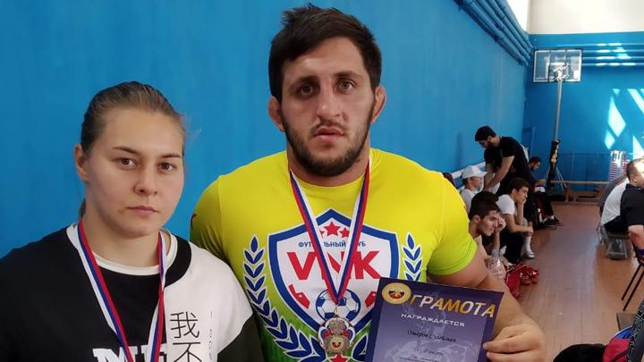 Тульские борцы завоевали «серебро» в Брянске